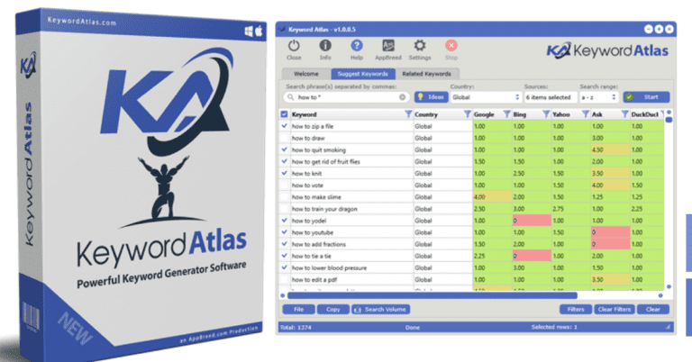 Keyword Atlas Review and Complete Walkthrough