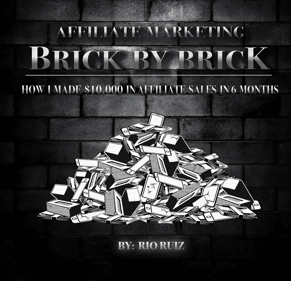 affiliate marketing brick by brick gumroad course