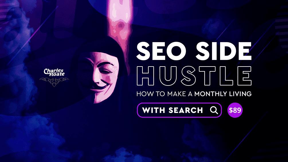 seo side hustle course